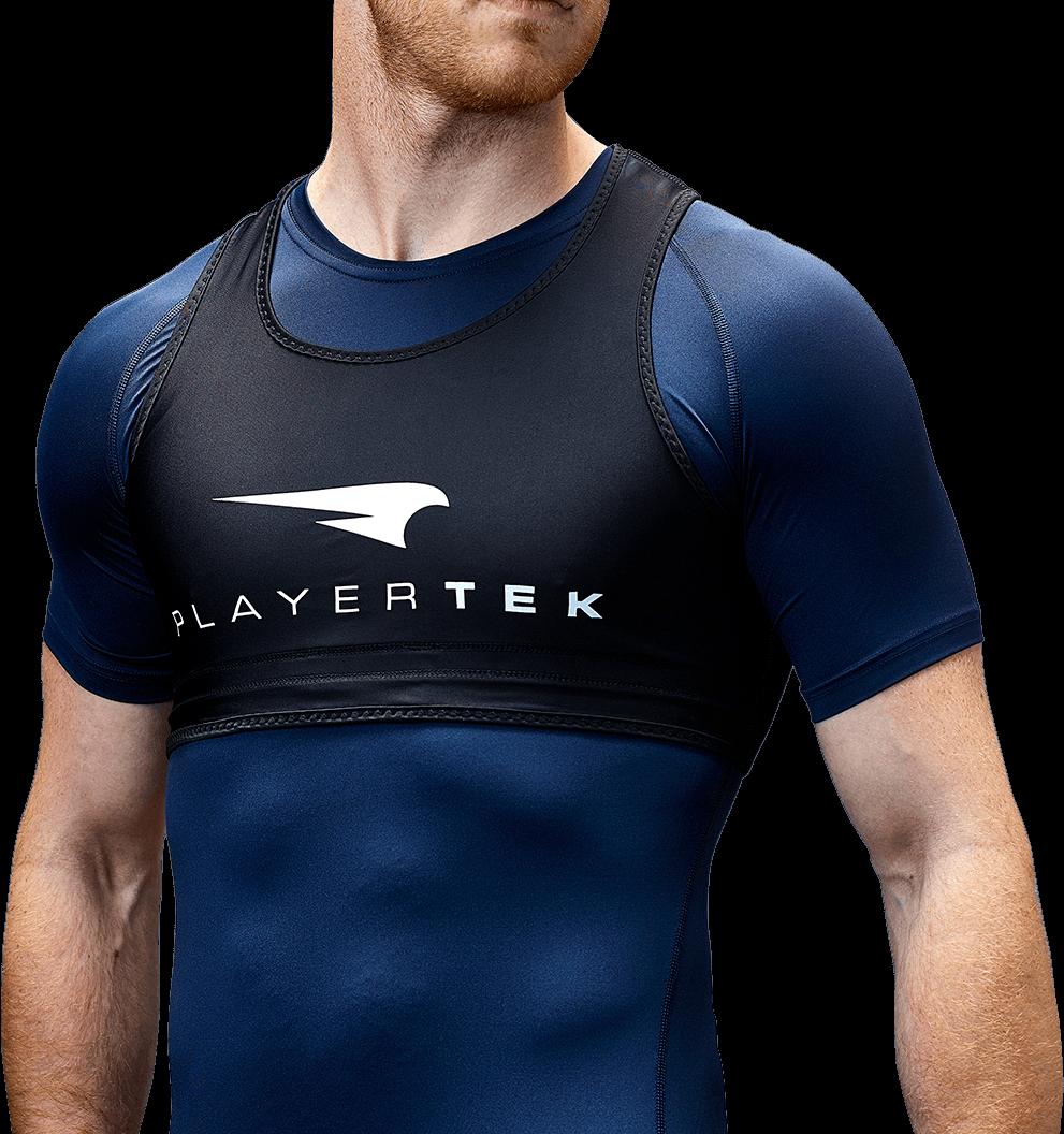 wearable gps tracker - playertek vest