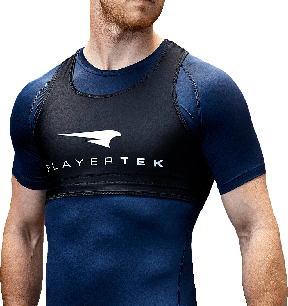 wearable gps tracker - playertek vest