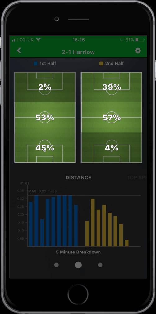 playertek app - analyze 7