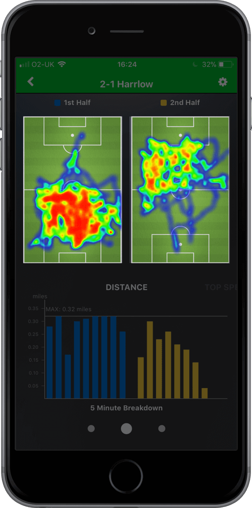 playertek app - analyze 5