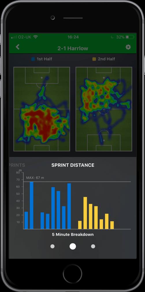 playertek app - chart 4