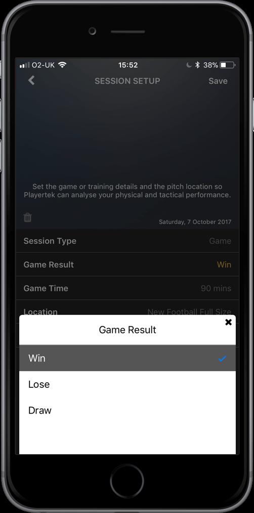playertek app - syncing 4