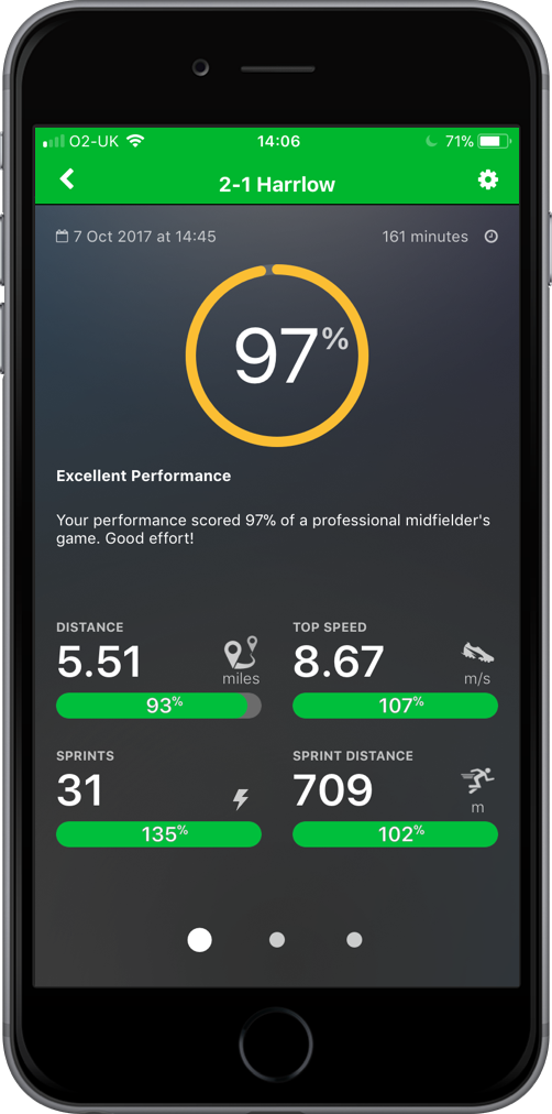 playertek app - analyze 1