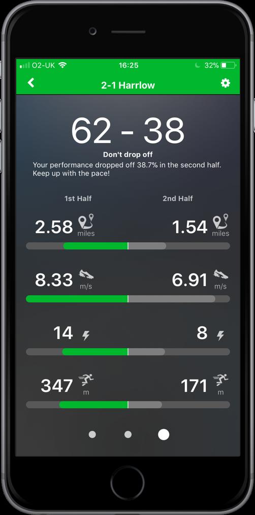 playertek app - analyze 3