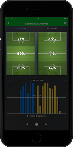 playertek app - analyze 6