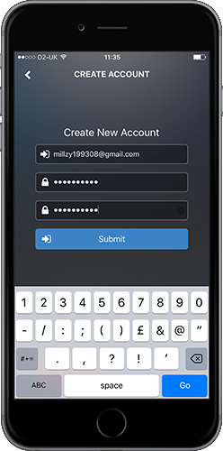 playertek app - setup 2