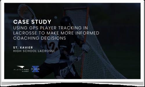 Playertek Case Study - St Xavier Lacrosse