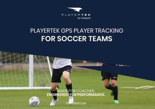 PlayerTek GPS Athlete Monitoring for Soccer Teams